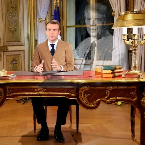 Macron's Speech To Yellow Vest Protestors Channels Jimmy Carter's Malaise Talk