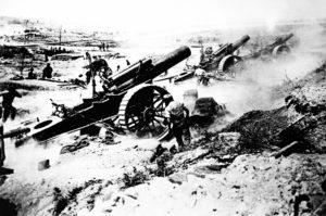 Peter Jackson artillery