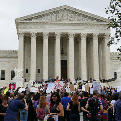 Justice Kavanaugh Sides with RBG and Crew on Case Involving Planned Parenthood