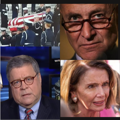 Bill Barr AG Nomination Causes Democrat Fireworks