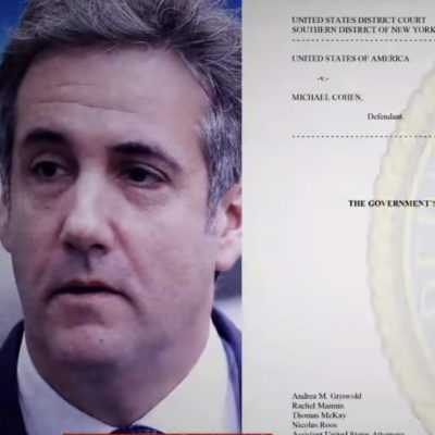 Will Michael Cohen Spend Years In Prison?