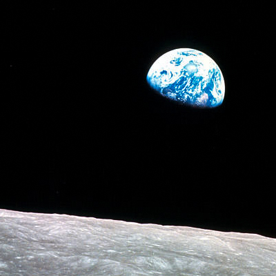 Earthrise, the Photo Which Soothed a Broken Nation