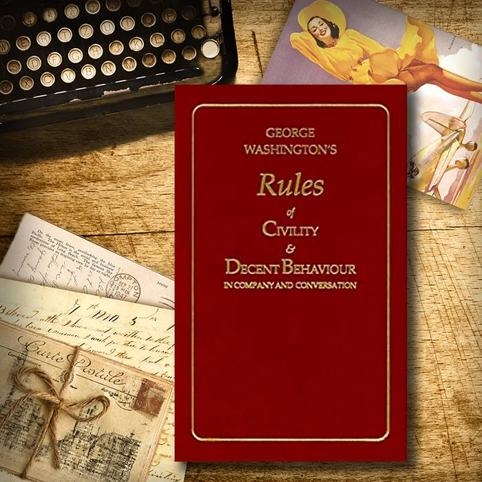 From The VG Bookshelf: George Washington's Rules of Civility