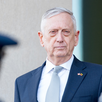 James Mattis Burned Vladimir Putin