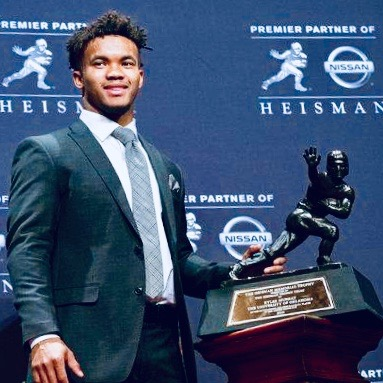 USA Today Stomps All Over Kyler Murray's Heisman Win Because Of Tweets He Sent At Fifteen