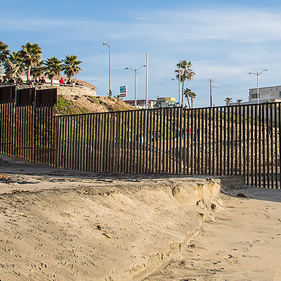 Amputee Vet Goes to GoFundMe for Border Wall