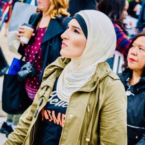 Women's March Attempts Damage Control