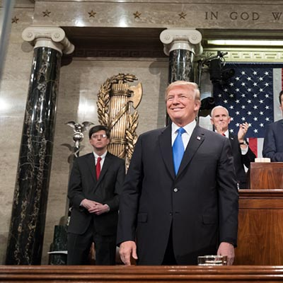 #SOTU2019: 5 Issues Trump Should Discuss at the Feb. 5th State of the Union Address