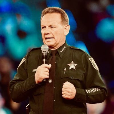 Broward Sheriff Scott Israel To Be Suspended Over Parkland Response