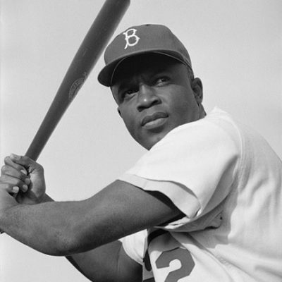 Jackie Robinson At 100, More Than An Icon