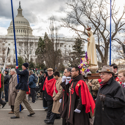 March for Life Finally Gets Media Attention. But It's Bad