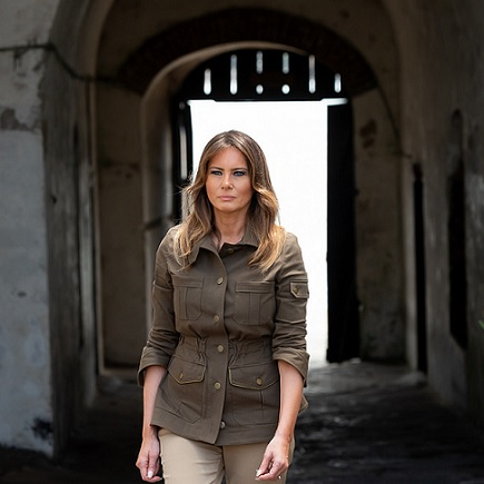 Melania Trump Gets Full Apology From Daily Telegraph