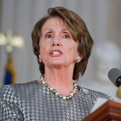 Pelosi Thinks Putin Has Something On Donald Trump