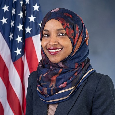 Ilhan Omar Goes Ugly In Her Anti-Semitism