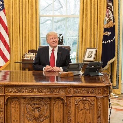 Trump Gives Primetime Oval Office Address [VIDEO]