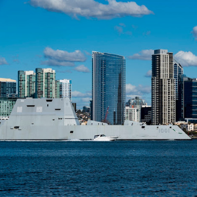 Navy Destroyer USS Michael Monsoor Commissioned