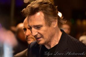 Joy Behar Liam Neeson