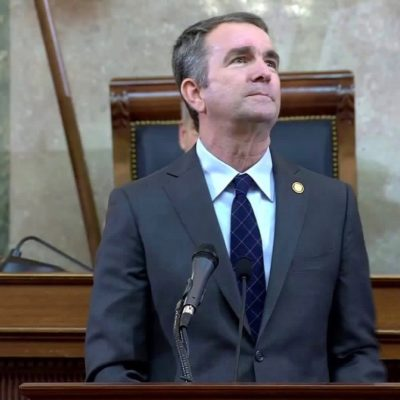 Wreck-It Ralph Northam: Want Redemption? Resign.