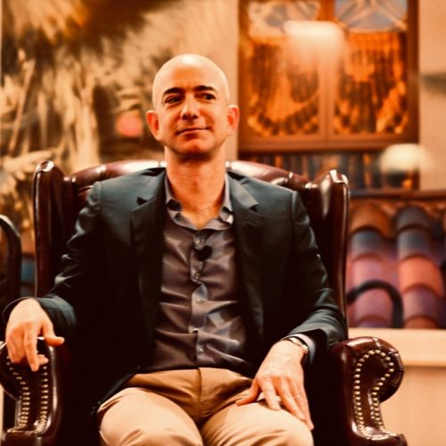 Jeff Bezos Is Reaping What He Sowed