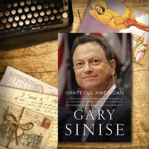 From The VG Bookshelf: Gary Sinise's Grateful American