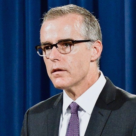 The Word Is Coup: Andrew McCabe Admits DOJ Actively Discussed Trump's Removal From Office