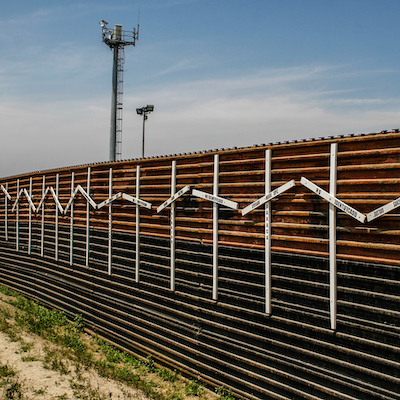 The wall, the drug lord and the looming shutdown