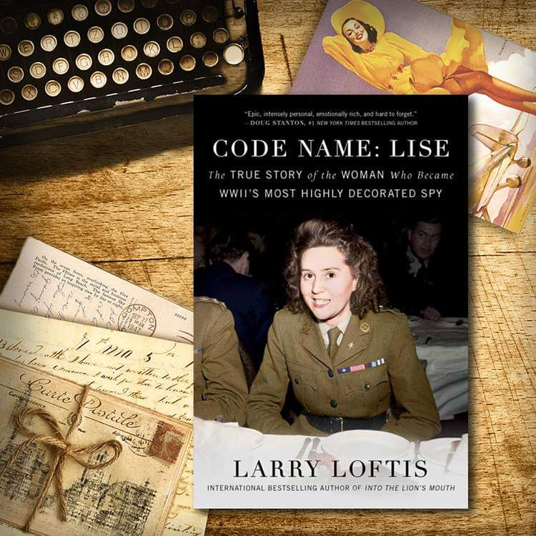 """From The VG Bookshelf:  """"Code Name: Lise"""""""