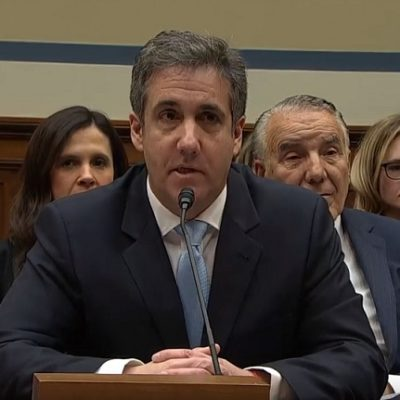 Four Things We Learned From Michael Cohen Today