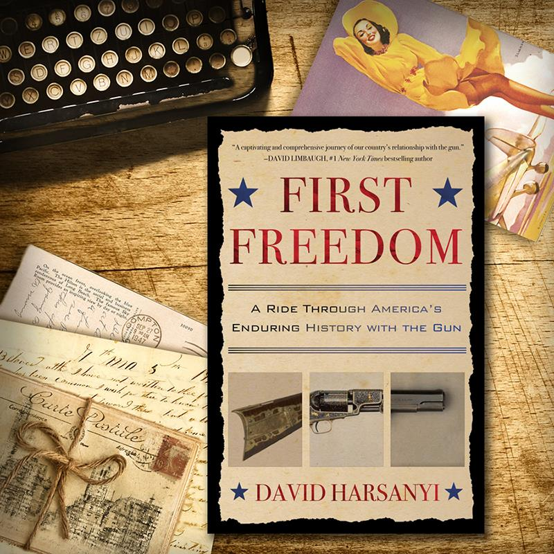 From The VG Bookshelf: David Harsanyi's First Freedom