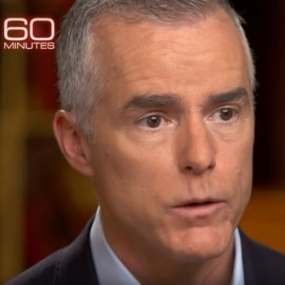 Andrew McCabe On 60 Minutes: The Deep State Lives [VIDEO]