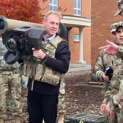 CNN Soils Its Frilly Panties at an Acting SECDEF Shooting Something
