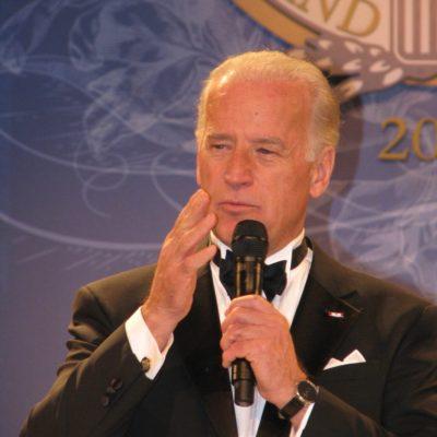 Joe Biden Sniffs Again, Without Consent