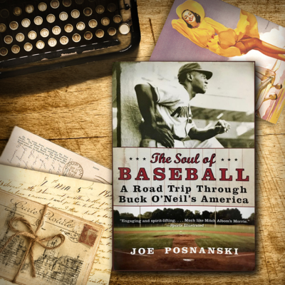 From the VG Bookshelf: The Soul of Baseball