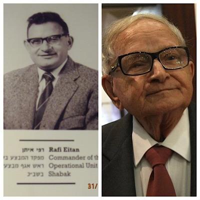 Rafi Eitan was the Spy who caught Adolph Eichmann, and Weekend Links!