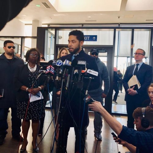 Privilege And The Chicago Way: All Charges Against Jussie Smollett Dropped