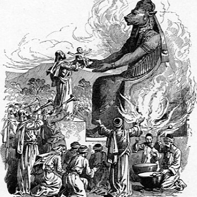 Paladin's AMERICAN GOMORRAH ™ — The Worship of Moloch