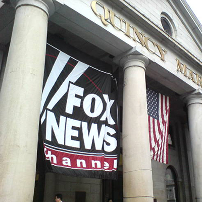 As Collusion Narrative Implodes, Mag Says FOX News Helped Elect Trump