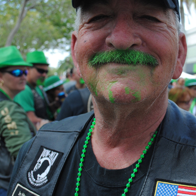 St. Patrick's Day Meets Political Correctness