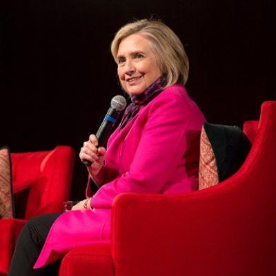 Hillary Claims She's Not Running For President