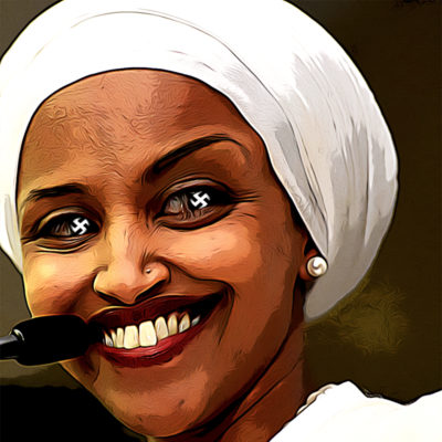 Democrat Ilhan Omar protected by intersectionality