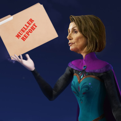 Dems Just Can't Let Mueller Report Go