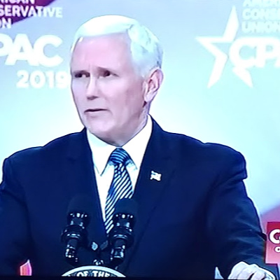 "Gay Bully Forces Joe Biden To Recant On ""Decent Guy"" Pence"