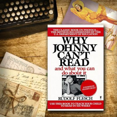 From The VG Bookshelf: Why Johnny Can't Read