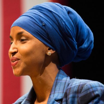 Ilhan Omar Rants On the USA's Responsibility for Venezuela