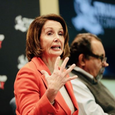 Pelosi And House Democrats Decide Lawsuit is Only Way To Block Border Funding