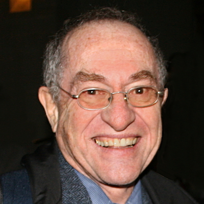 Alan Dershowitz and the Mueller Report