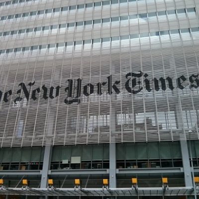New York Times Officially Becomes College Newspaper