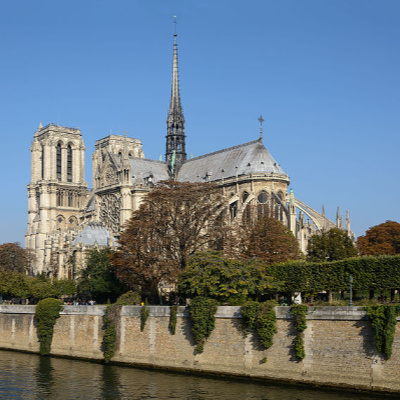Notre Dame And The Necessity Of Rebuilding