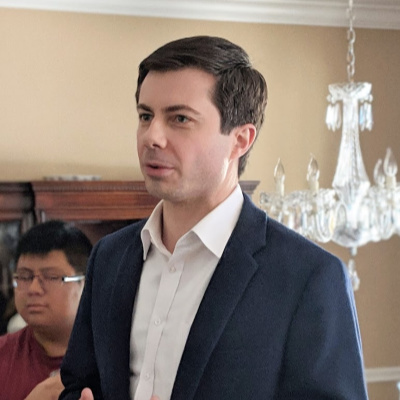 Saint Pete Buttigieg Lectures VP Pence and Evangelicals