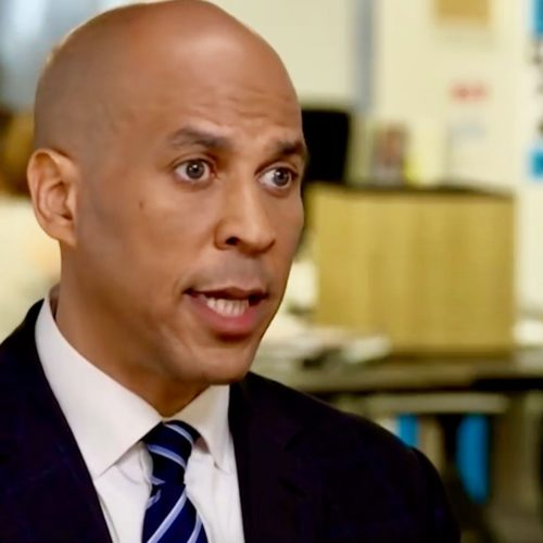 """Spartacus"" Booker Says Moving Illegals To Sanctuary Cities Makes Us 'Less Safe'"